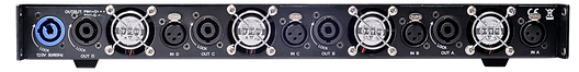 Digihertz Audio Amplifier