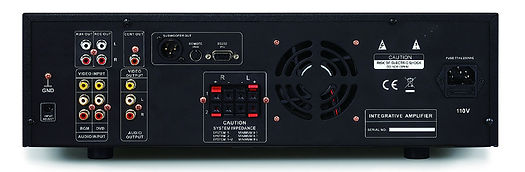 Digihertz Audio Karaoke Power Amp