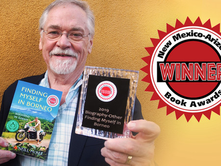 Book Wins in Best Biography Category