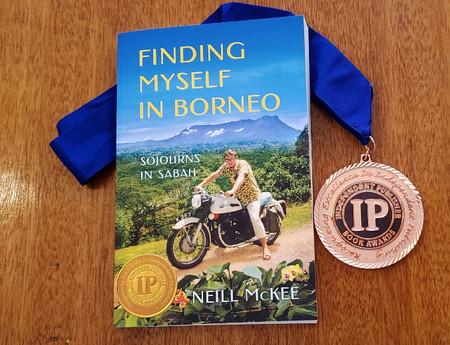 Book Wins an Ippy Award