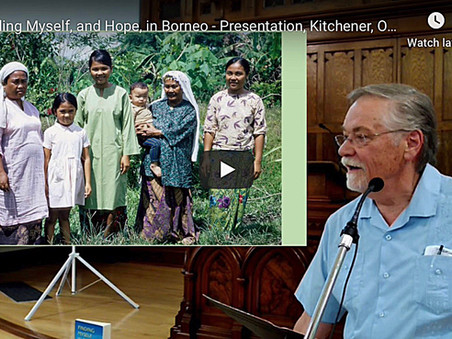 """Finding Myself in Borneo:""  Teaching and travelling in Malaysia"