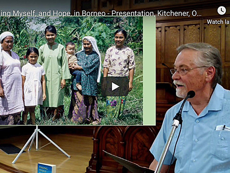 """""""Finding Myself in Borneo:""""  Teaching and travelling in Malaysia"""