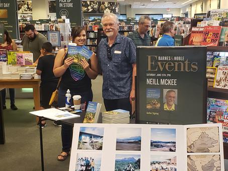 Summer 2019 Book Tour in Canada
