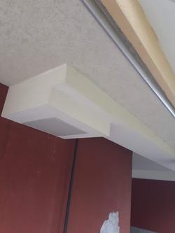 Montaggio Cassonetti per copertura tubi teleriscaldamento