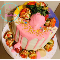 Custom Dream Cake
