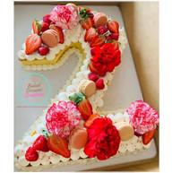 Digit Cake