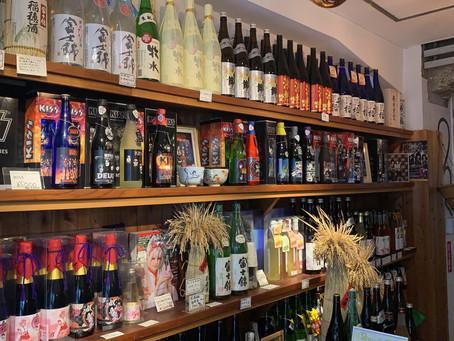 お酒の販売は11時から18時まで店頭セール中!