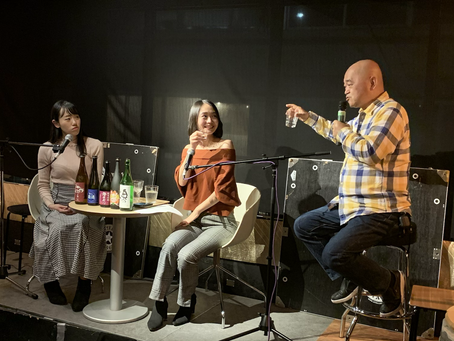 TSF 2021 Akiba.TV 収録後の日本酒試飲会!毎月開催!次回はクリスマス