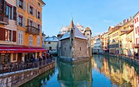 Annecy and the Alps