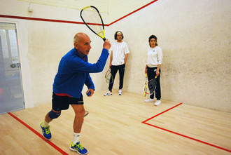 SQUASH & RACKETBALL OPEN EVENING 17th JANUARY 2020 5-9PM