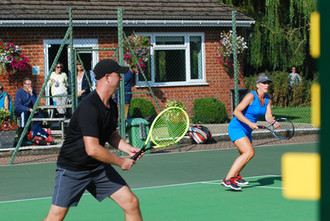 Coming out of lockdown ! Want to try your hand at playing tennis? Free taster sessions Chesham 1879.
