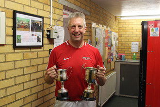 Annual Squash champions crowned!
