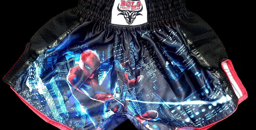 Bolo - Spiderman Muay Thai Shorts