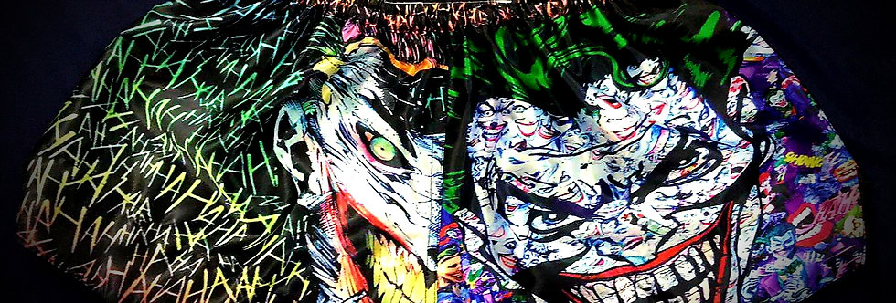 Bolo - Joker Muay Thai Shorts