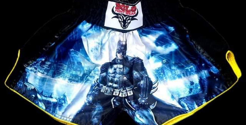Bolo - Batman Muay Thai Shorts
