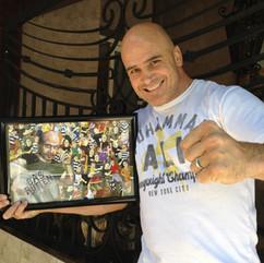 Former UFC Heavyweight champion Bas Rutten