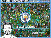 Search And Find Games: Man City Project