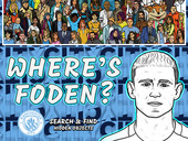 Search And Find Games: Where's Foden? Man City project