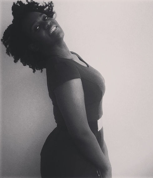 _Find happiness, and revel in it_ #black