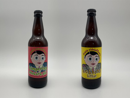 FRANK SIDEBOTTOM BEERS ARE GO!