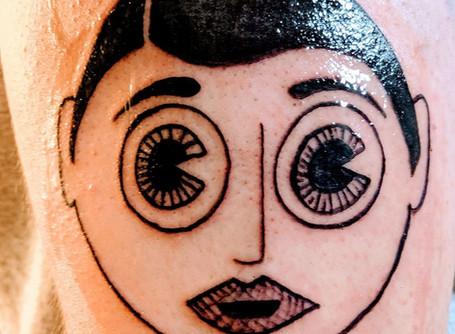 Don't tell me mum I've got a tattoo!