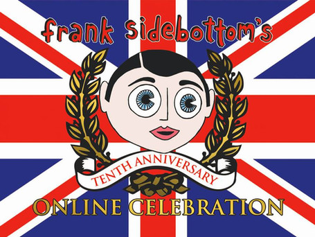 TENTH ANNIVERSARY ONLINE CELEBRATION: 20TH JUNE, 2020