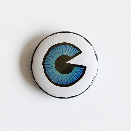 Frank Eye Badge