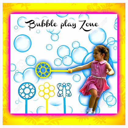 Bubble play zone Oahu Hawaii