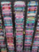 Woven brcelets ohau hawaii