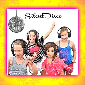 Silent disco for kids in Honolulu, Oahu Hawaii