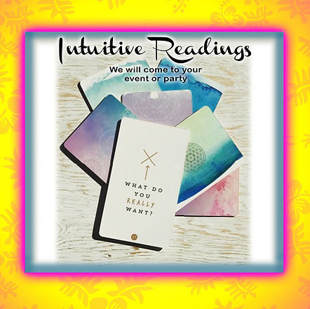 magical touch intuitive reading event n