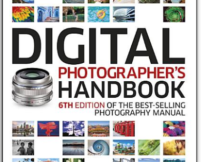 Book of the Week: Digital Photographers Handbook by Tom Ang