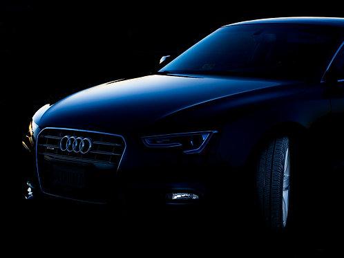 Audi bie Nacht