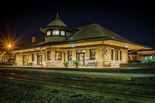 Kirkwood Main Trainstation