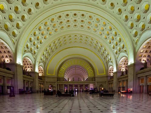 Great Hall at Union Station