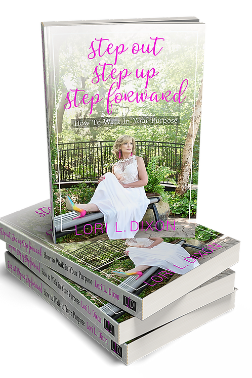 Step Out, Step Up, Step Forward Bundle