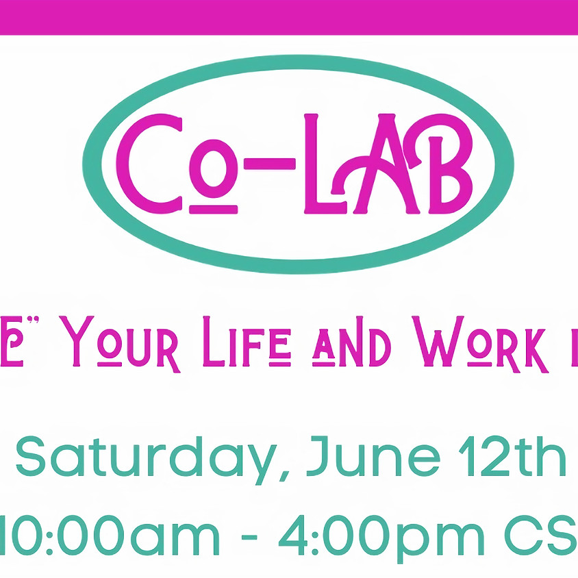 Co-Lab: FRAME Your Work & Life in 2021!