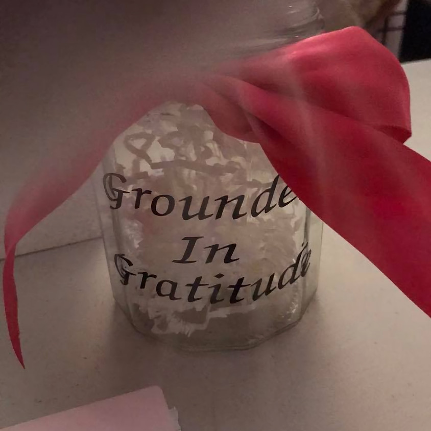 Infuse Life through Grounding in Gratitude