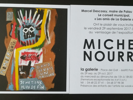Exposition Michel Nourry