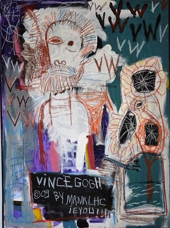 Michel Nourry (Michnour)  artiste pe