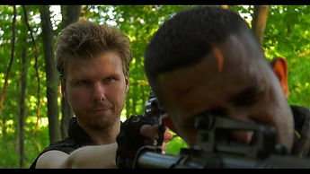 Actor ThomasJ.O'Brien in action thriller Primary Hitman