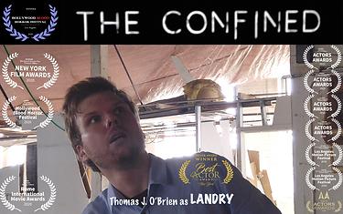 Thomas J. O'Brien award laurel TheConfin