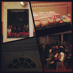 Detention indie feature film Nyack Commu