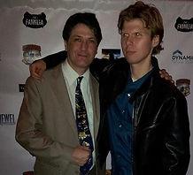 2014 Thomas J. O'Brien with Actor Brian