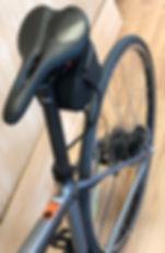 Rennrad-Motor-Satteltascheakku-Nabenmoto