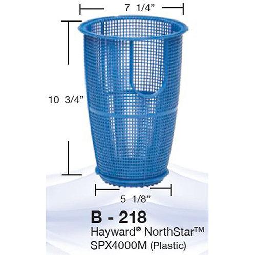 B-218 Hayward Northstar Basket SPX4000M
