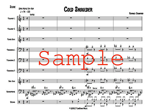 Cold Shoulder (F#mi)(Original Key)