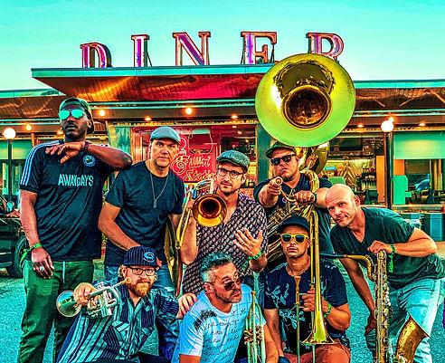 LowDown Brass Band Diner 2019.JPEG