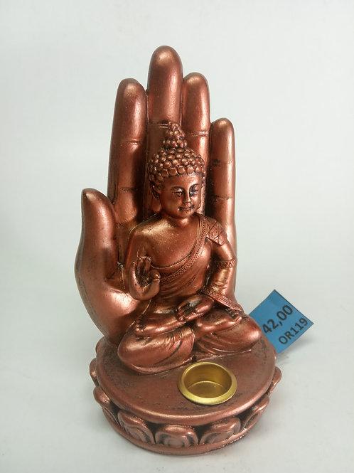 Porta Incenso Buda