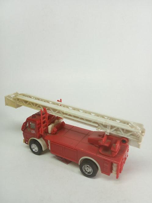 Carrinho de ferro Bombeiro